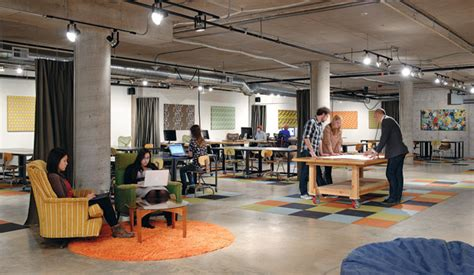 Shared Office Space by Four Shared Office Spaces Are Sanctuaries For Freelancers
