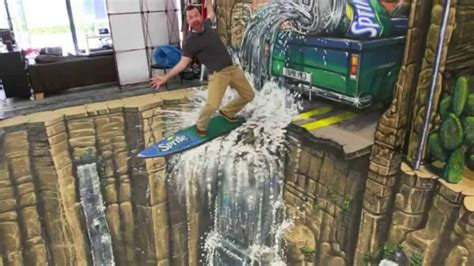 3d paintings best of 3d street art illusion youtube