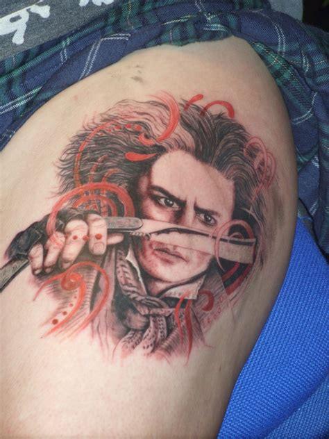 grav3yardgirl johnny depp tattoo johnny depp tattoo by benhdv on deviantart