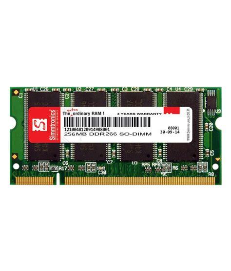 Ram Ddr1 512mb Bekas simmtronics laptop ram ddr1 512mb 266 mhz buy simmtronics laptop ram ddr1 512mb 266 mhz