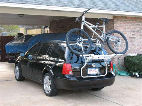 2008 volkswagen gti roof rack roof rack or hitch for gti mtbr