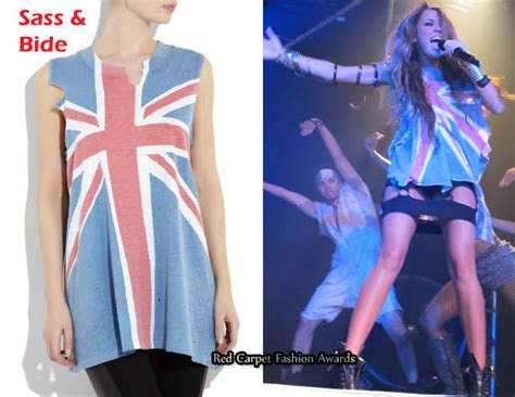 Miley Cyrus Closet by In Miley Cyrus Closet Sass Bide State Of Grace Mini