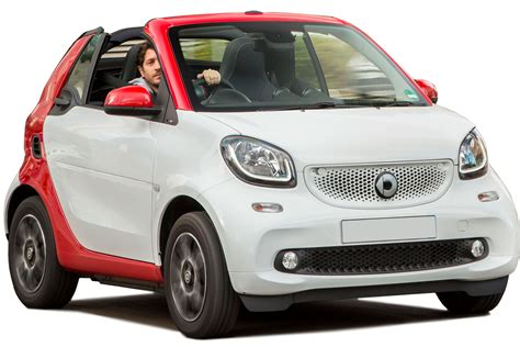 Smart ForTwo Cabriolet convertible MPG, CO2 & insurance