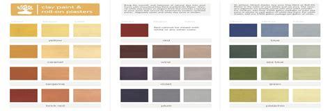 nature colors natural paint color palettes unearthed paints