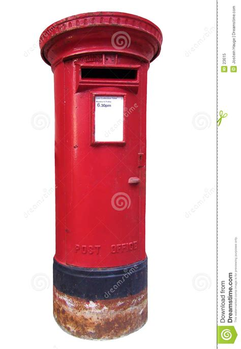 brit box british mail box royalty free stock photo image 23615