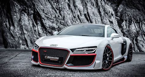 Regula Tuning Audi R8 Spyder Updated MODCARmag