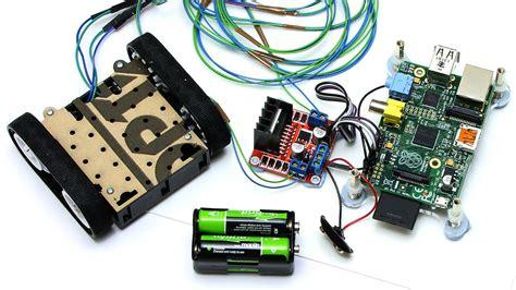 Tutorial Raspberry Pi Robotics Raspberry Pi Robotics 2 Zumo Robot
