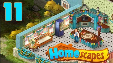 home design story walkthrough homescapes story walkthrough part 11 gameplay ios