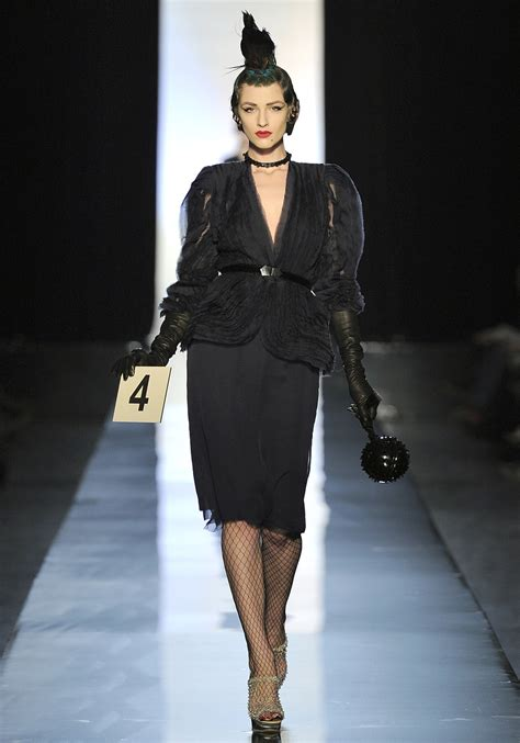 spring 2011 couture fashion shows style jean paul gaultier fashionista s daily