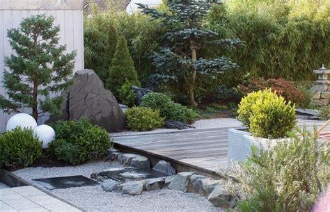 japanischer garten kies welchen kies splitt im japangarten wohnen im zengarten