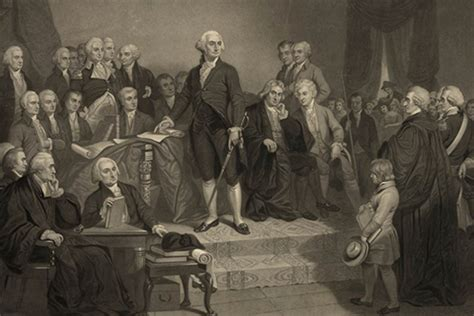 George Washington's Top 5 Firsts As President Shade Grown and Fresh Roasted Coffee Beans and