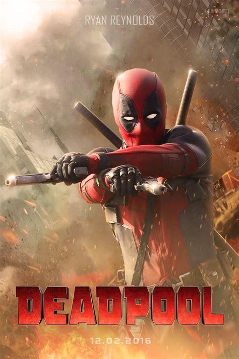 deadpool poster deadpool poster by muhammedaktunc on deviantart