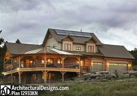 mountain home plans with walkout basement house plans mountain house plans and craftsman on pinterest