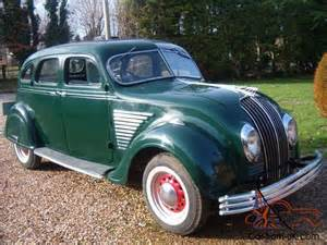 Airflow Uk Car Covers Chrysler Airflow 1934 Rhd