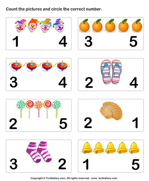 Pre K Math Worksheet by Pre K Math Worksheets Printable Book Covers