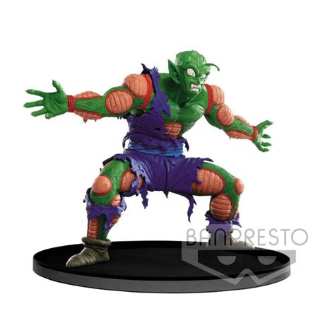 Banpresto Scultures Big Colloseum 7 Piccolo figure z scultures big budoukai 7 piccolo tsubaki pt