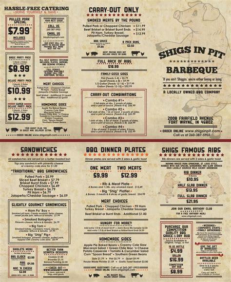 menu layout pdf restaurant menu design style 187 restaurant menu pdf