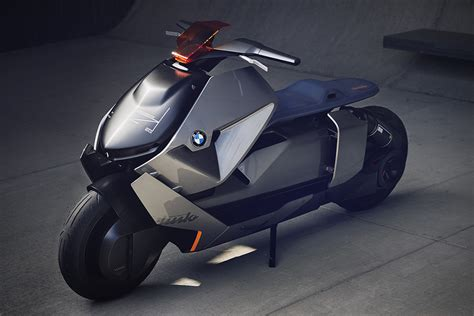 Bmw Motorrad Usa Address by Bmw Motorrad Link Concept Motorcycle Hiconsumption