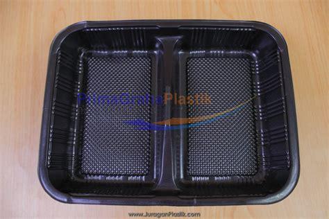 5 Sekat Tray by Box Bento 2 Sekat Partisi Stock Ready Home