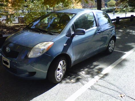 2008 Toyota Yaris For Sale 2008 Toyota Yaris For Sale By Owner In Chelmsford Ma 01824