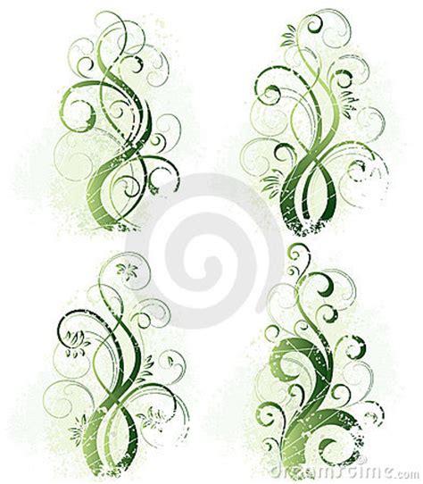 disegni astratti fiori disegni floreali astratti fotografia stock immagine 8797792