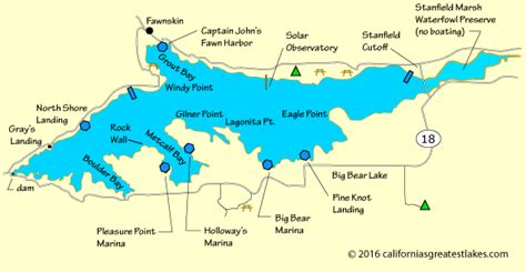 boating license lake arrowhead big bear lake fishing news service reports qr code