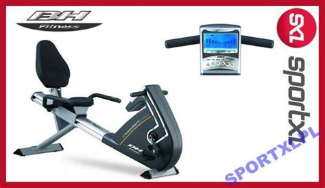 Comfort Evolution by Rower Comfort Evolution Program Bh Fitness H8565 Zdj苹cie