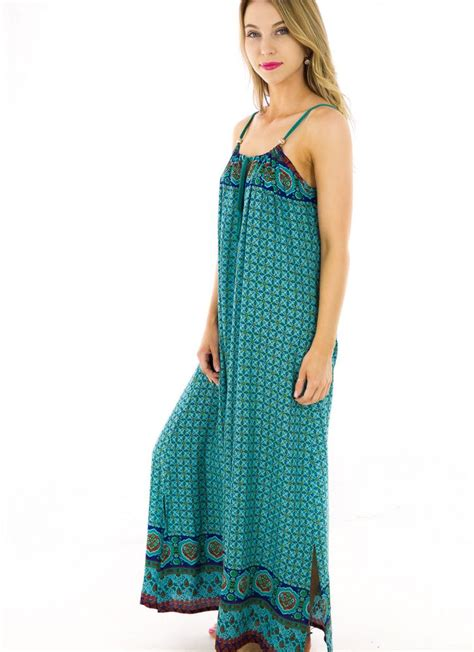 Green Tiger Dress Size Sml emerald tiger maxi dress by mombasa ustrendy