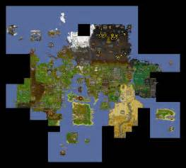 Rs World Map by Old Runescape Map 2007 Newhairstylesformen2014 Com