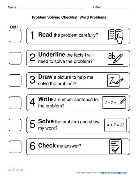 introduction to problem solving grades 6 8 math process standards grades 6 8 ebook problem solving checklist udl strategies