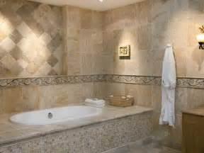 Ideas For Tiled Bathrooms Bathroom Tile Ideas The Good Way To Improve A Bathroom