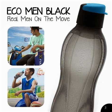 Eco Black Tupperware jual eco black tupperware 750ml promo tuppy