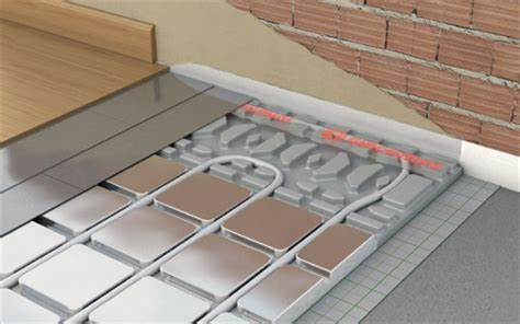pavimento radiante a secco pavimenti e pareti radianti giacomini s p a