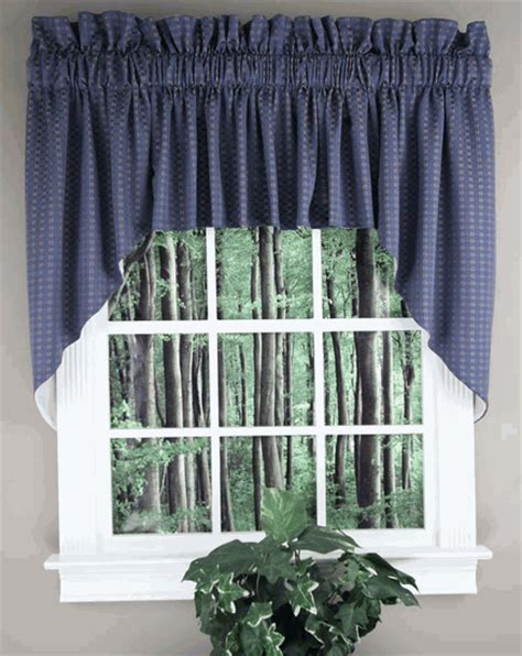 swag jabot curtains boxwood lined swag set sand rhf jabot swag kitchen