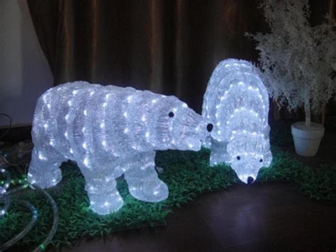 Light Up Polar Decoration by Light Up Polar Decoration Decore