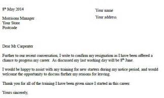 resignation letter 187 examples of resignation letters for