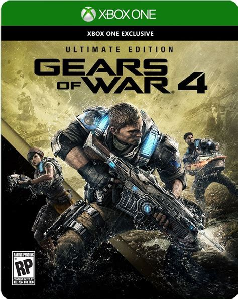 Edition Of One by Opens Preorders For Gears Of War 4 Collector S
