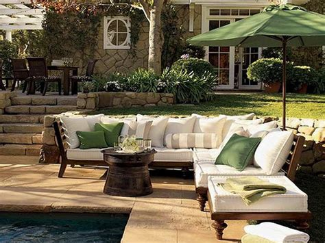 Backyard Furniture Ideas Outdoor Patio And Pool Furniture Backyard Design Ideas