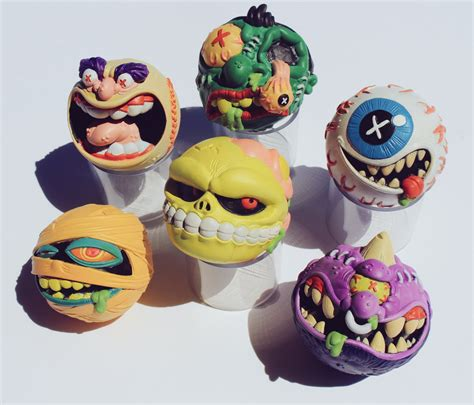 the mad toy brand new madballs have begun popping up in stores bloody disgusting