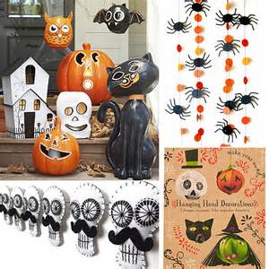 Kid Halloween Decorations Pics Photos Cute Ideas For Kids To Make For Halloween