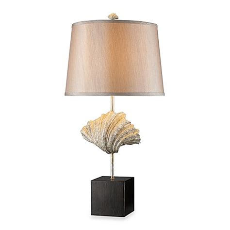 bed bath and beyond edgewater dimond lighting edgewater oyster shell and dark bronze