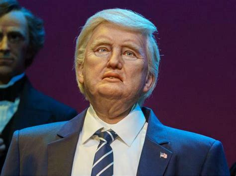 Donald Trump Robot | disney unveils donald trump robot in hall of presidents
