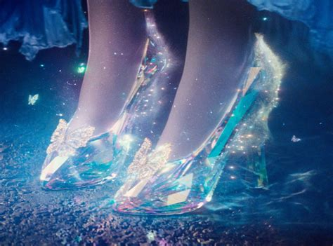 the glass slipper disney s live cinderella trailer thrill of the chases