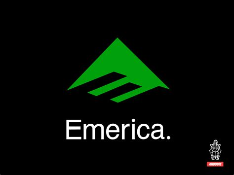 Emerica Logo by The Gallery For Gt Emerica Logo
