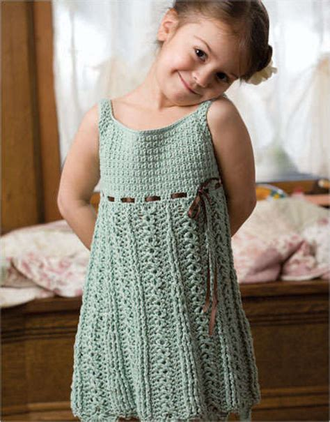 pattern crochet for dress 15 beautiful kids crochet dress patterns to buy online