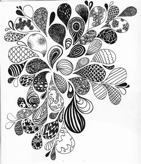 doodle flowers explosion doodle drawing 3 gt inspire itsybitsybrianna