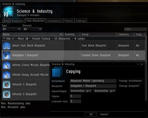 eve online tutorial agents blueprint copies eve gallery blueprint design and