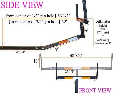 boat bed dimensions square tube steel dimensions car interior design