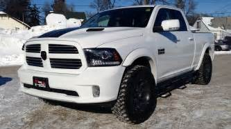 2014 Dodge Ram White 2014 Dodge Ram 1500 Lifted Image 293