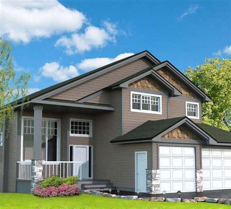 triple car garage house plans 25 best bi level homes trending ideas on pinterest split level home split level